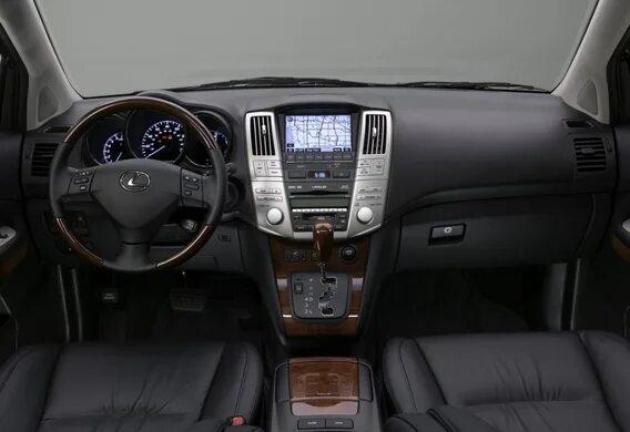 Моргает индикатор OFF на Lexus RX II с пневмоподвеской