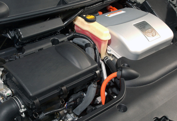 Эквализация батареи на Toyota Prius