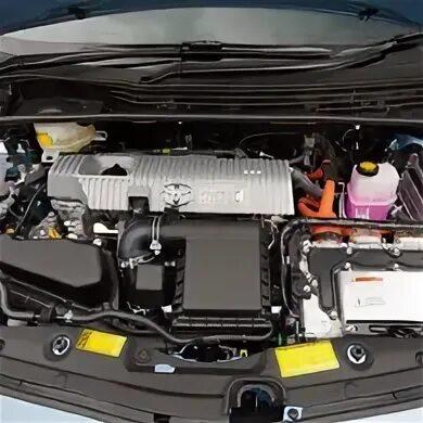 Перегрев гибридной системы на Toyota Prius фото