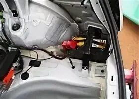 Экстренный запуск гибридной системы на Toyota Prius
