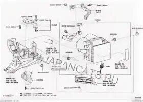 Проверка элементов тормозной системы на Toyota Prius