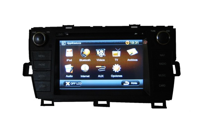 Настройка Bluetooth на Prius 20