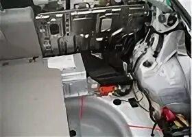Диагностика системы кондиционирования на Toyota Prius