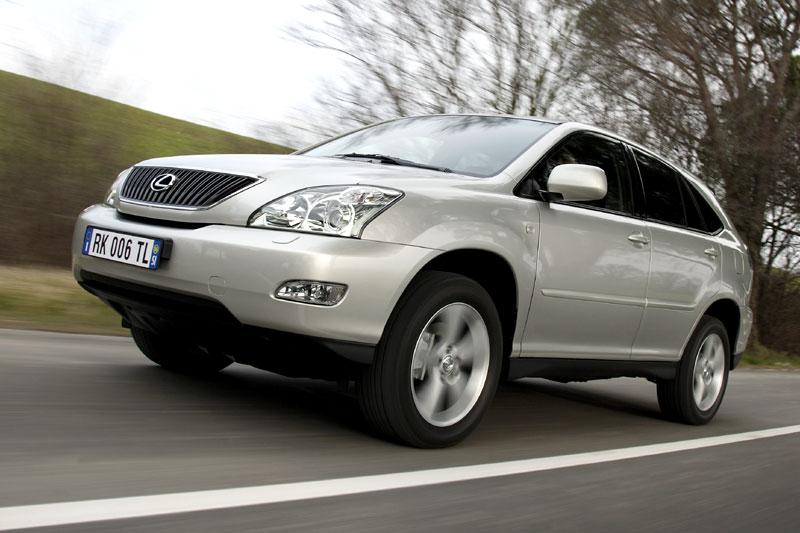 Пневмостойки Lexus RX II: заменять или ремонтировать?