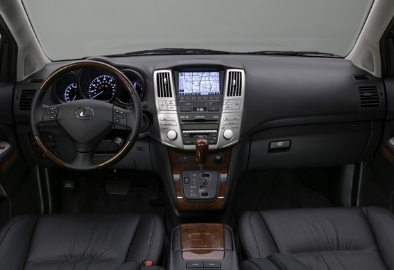 Разница между комплектациями R1, R2 и R3 Lexus RX II