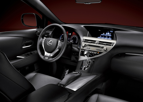 Настройка датчика качества поступающего в салон воздуха на Lexus RX III