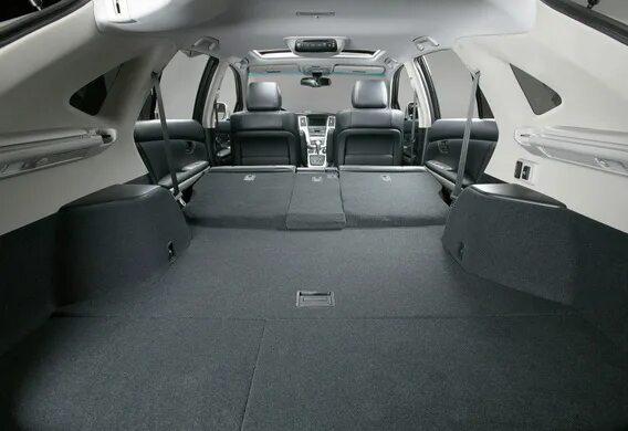 Скрип задней полки Lexus RX II