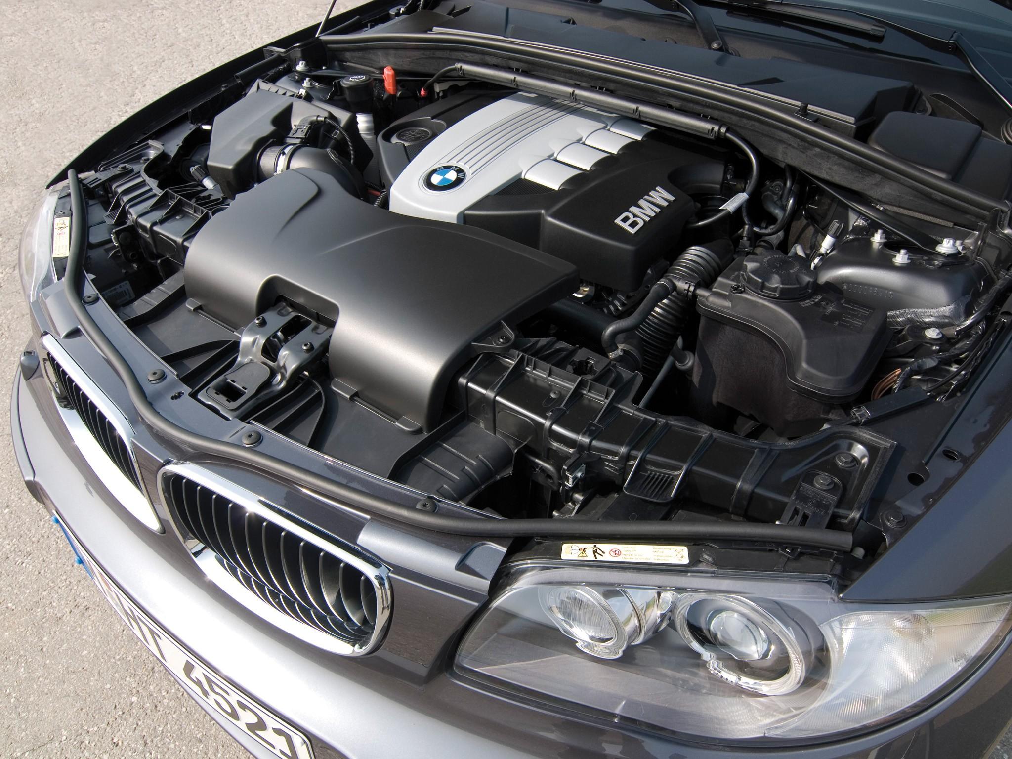 Замена топливного фильтра на дизельном BMW 1-Series Е87