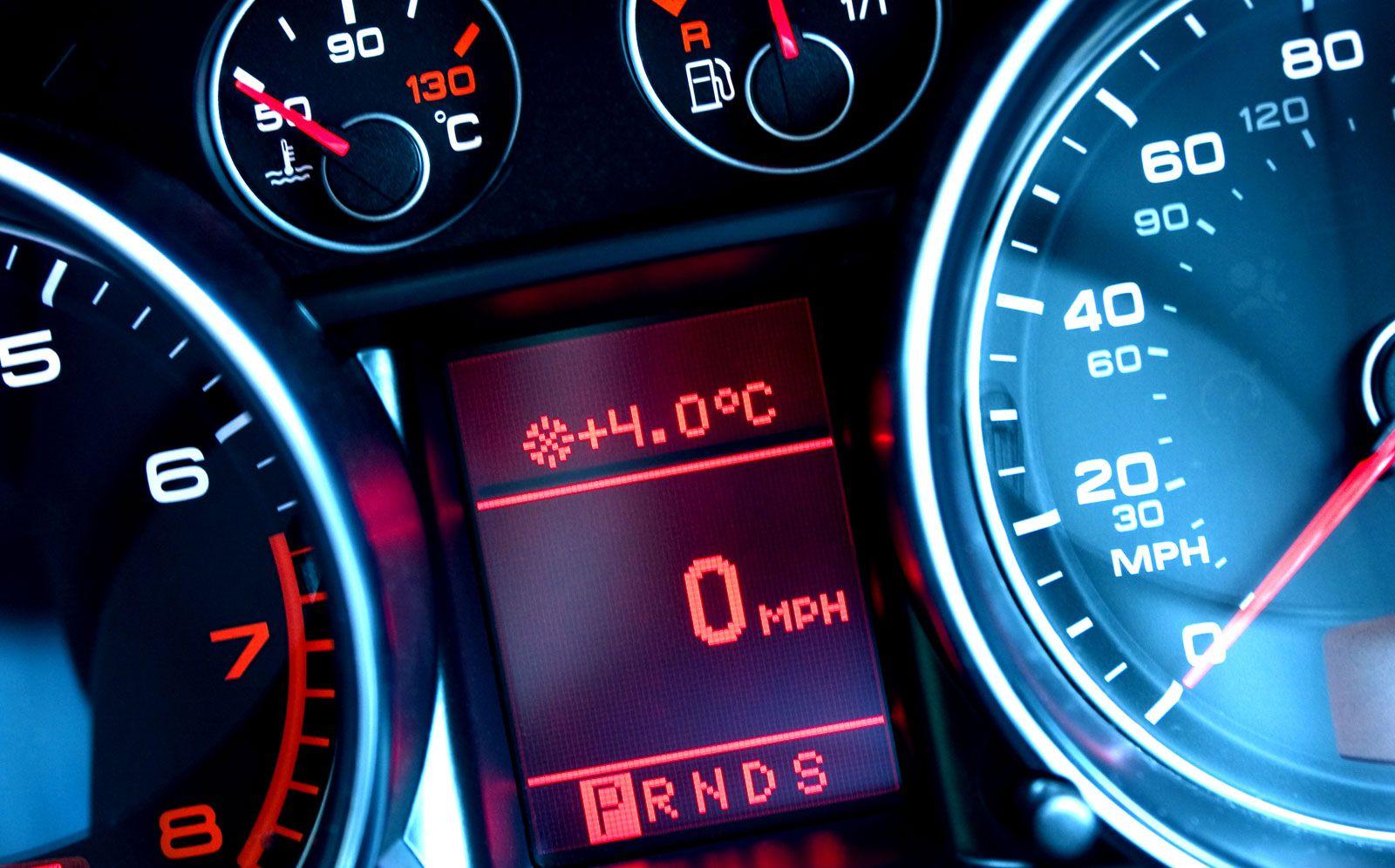 Периодически обнуляются показатели расхода топлива в Hyundai Tucson