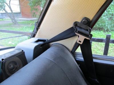 Взаимозаменяемы ли ремни безопасности в ВАЗ-2110