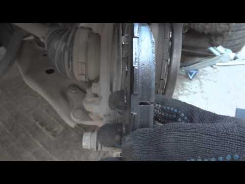 Замена тормозных колодок на Great Wall Hover