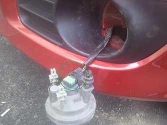 Какие лампы ставят в Suzuki SX4?