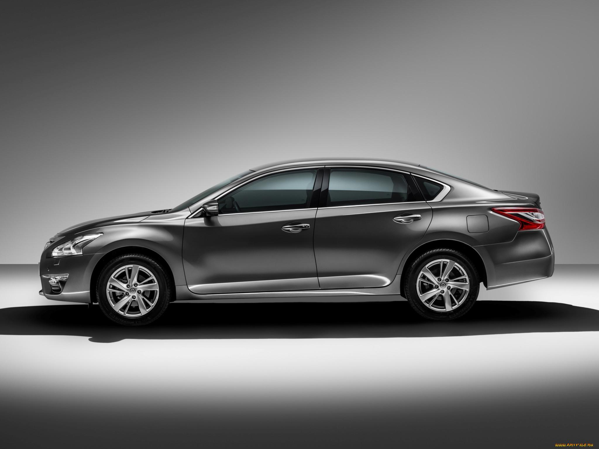Nissan Teana — описание модели