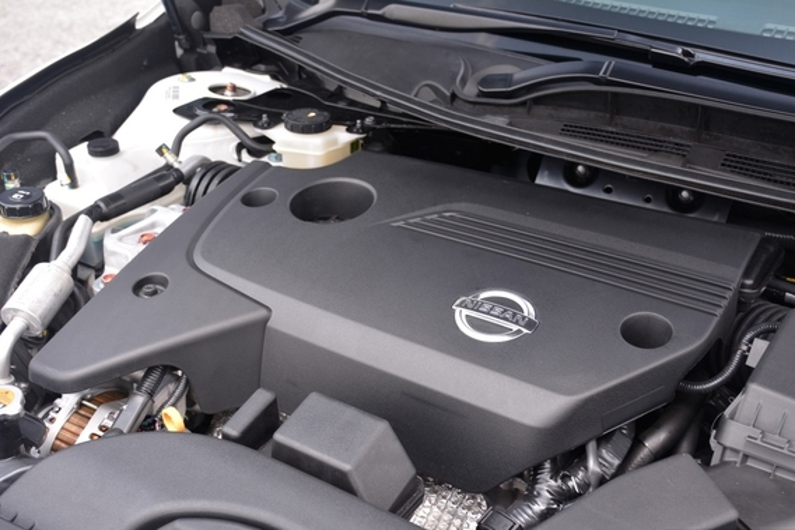 Ресурс двигателей разного объема Nissan Teana