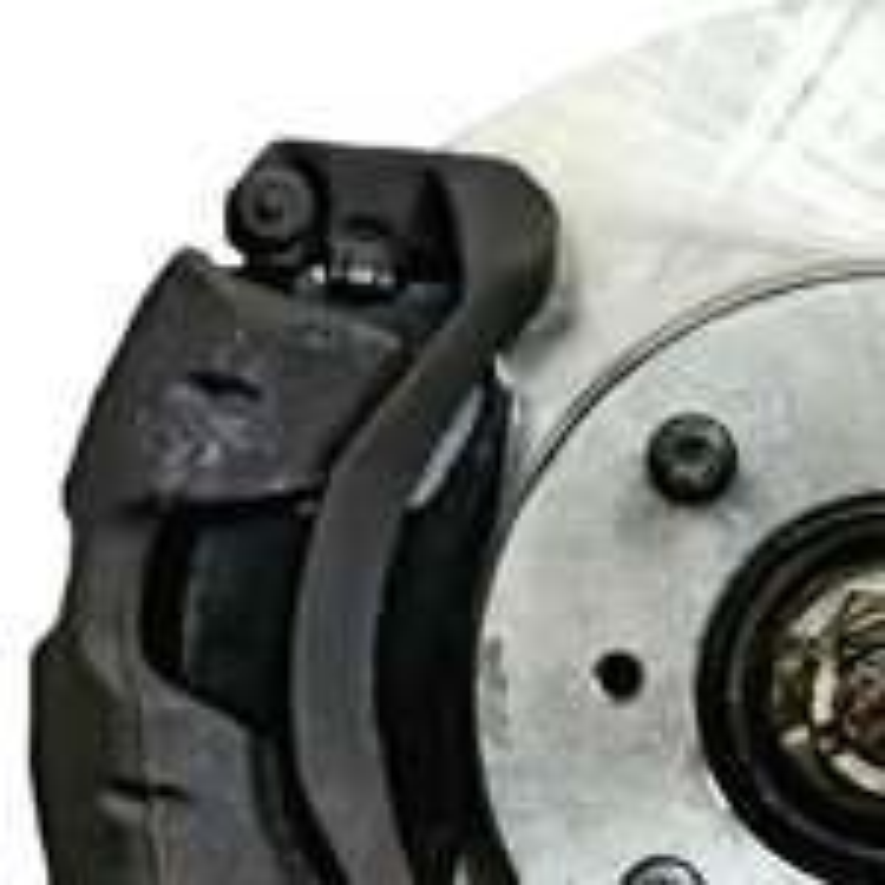 Устранение стука в тормозных суппортах Opel Astra J фото