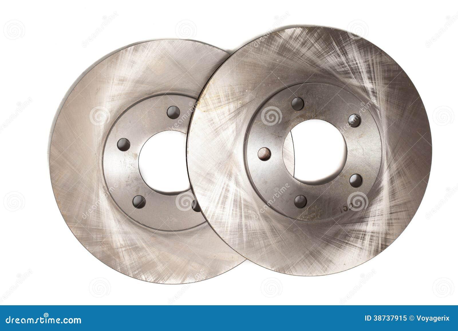 Замена задних тормозных дисков на Skoda Yeti