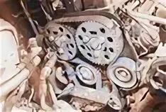 Комплект деталей для замены приводного ремня на Dodge Caliber
