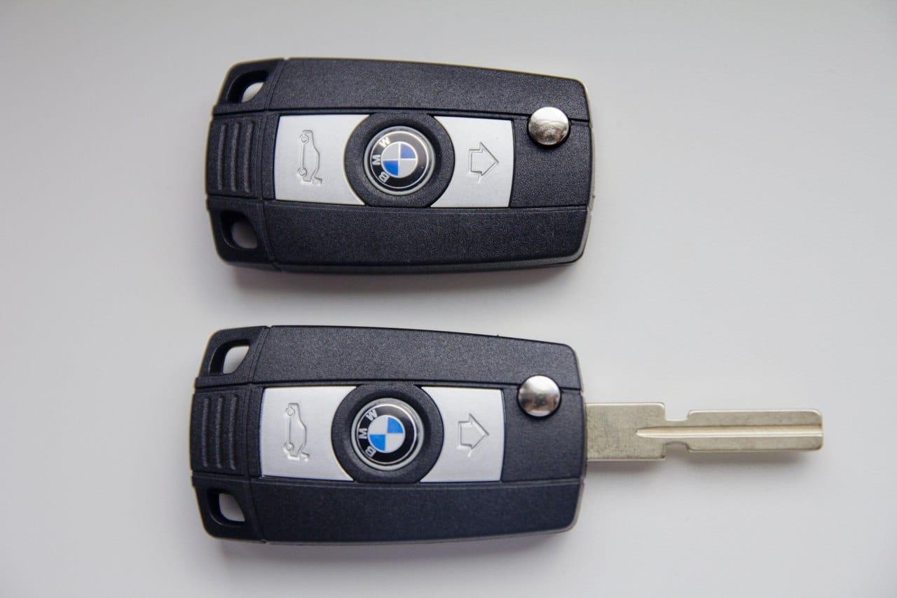 Перестали работать кнопки на рабочем ключе от BMW 3 E46