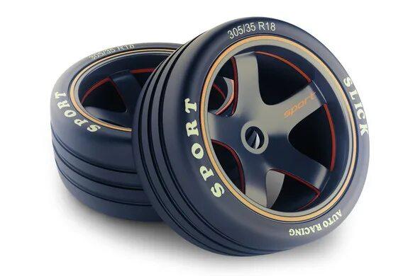 Параметры шин и дисков Infiniti FX35/45 (1gen)