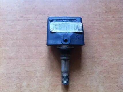 Ремонт датчиков давления в шинах на Infiniti FX35/45 (1gen)