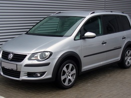 Volkswagen Cross Touran