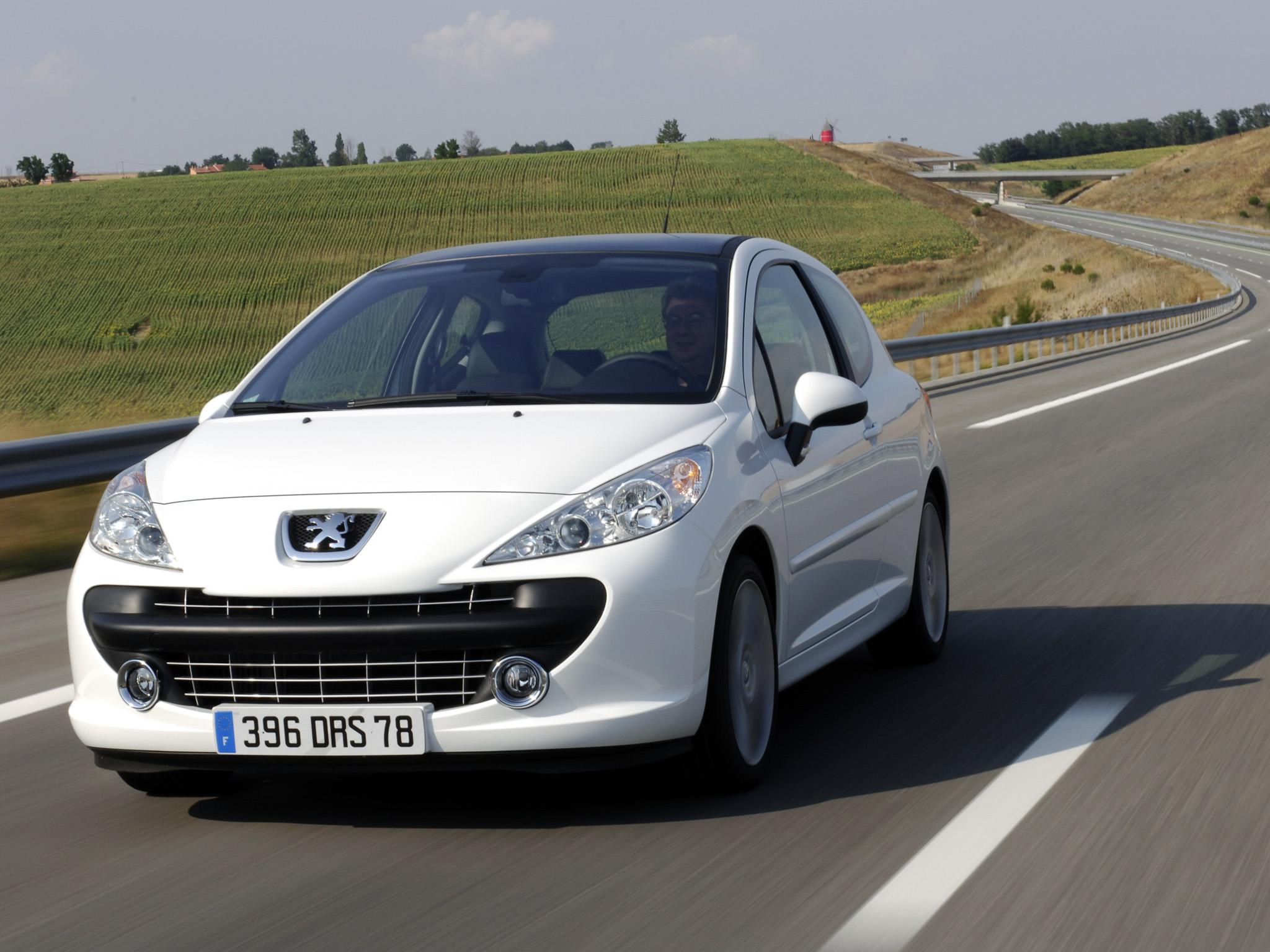 Peugeot 207 с двигателем 1.4 и КПП 2-Tronic не заводится