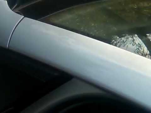 Скрип в багажнике VW Polo Sedan