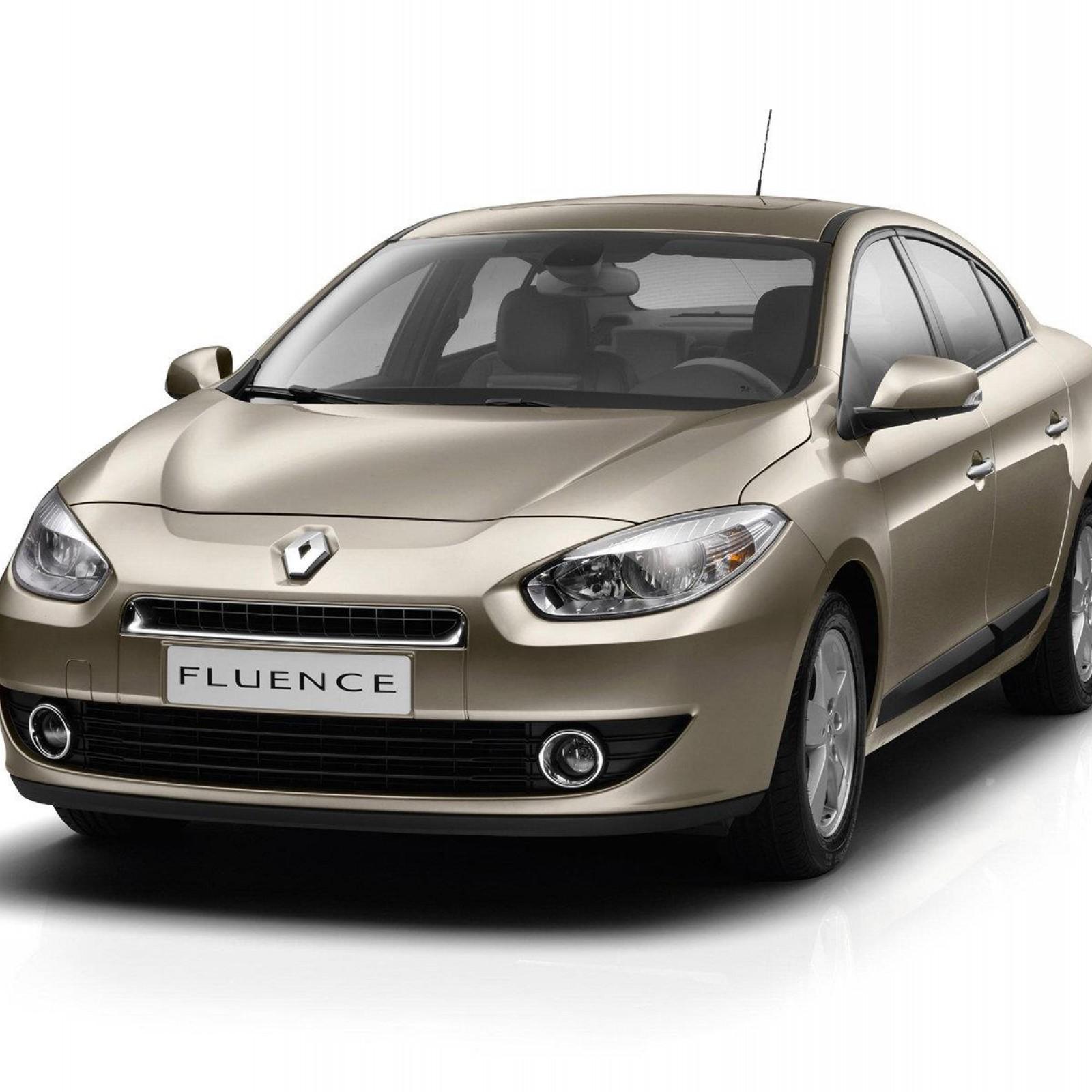 Запотевают фары Renault Fluence фото