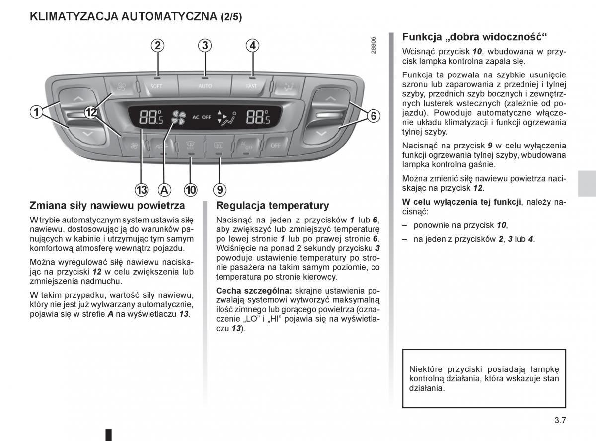 Как отключить индикацию непристегнутого пассажира в Renault Fluence