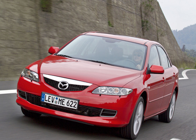 Стучит рулевая рейка на Mazda 6 I