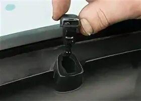 На что можно заменить форсунки омывателя лобового стекла на Mazda 6 I?