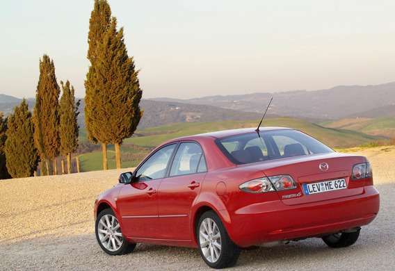 Рывки при переключении передач на Mazda 6 I с пятиступенчатой АКПП
