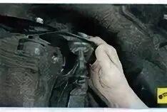 Замена верхнего рычага передней подвески на Mazda 6 II