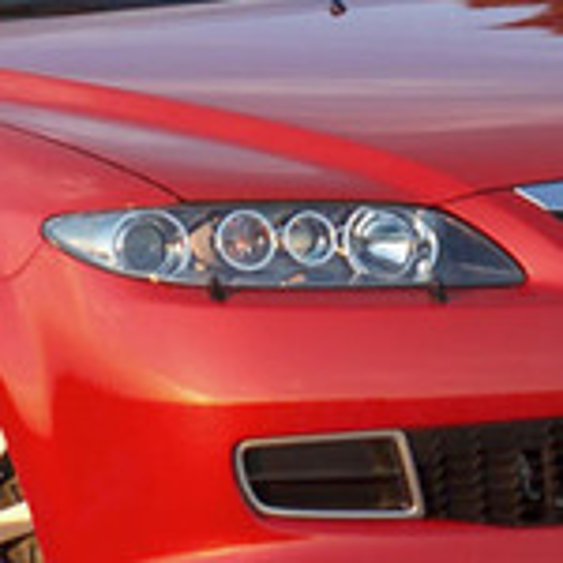 Что-то жужжит в фаре Mazda 6 фото