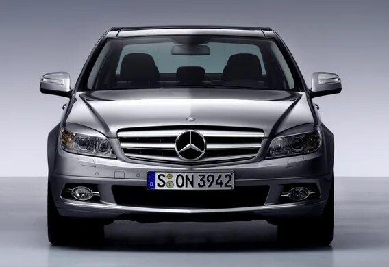 Проблемы с кузовом и салоном Mercedes-Benz C-Klasse (W204)