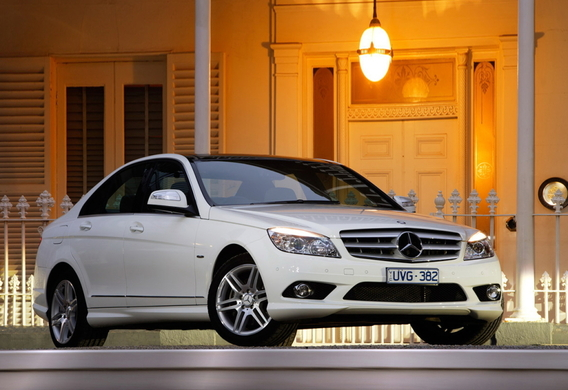 Проблемы с подвеской Mercedes-Benz C-Klasse (W204)