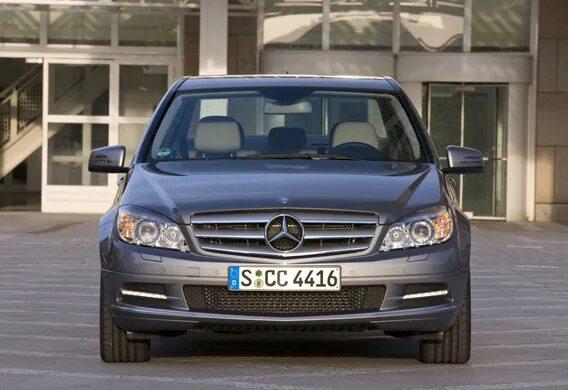 Проблемы с бензиновыми моторами Mercedes-Benz C-Klasse (W204)