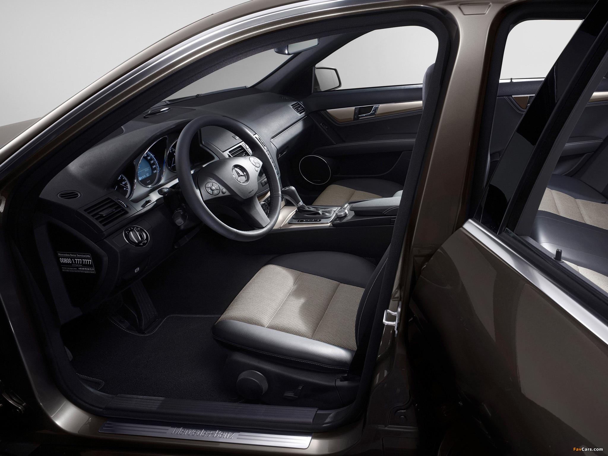 Сброс адаптаций автоматической коробки передач на Mercedes-Benz C-Klasse (W204)?