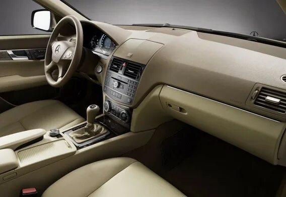 Не включается 7-я передача в ручном режиме на коробке 7G Mercedes-Benz C-Klasse (W204)