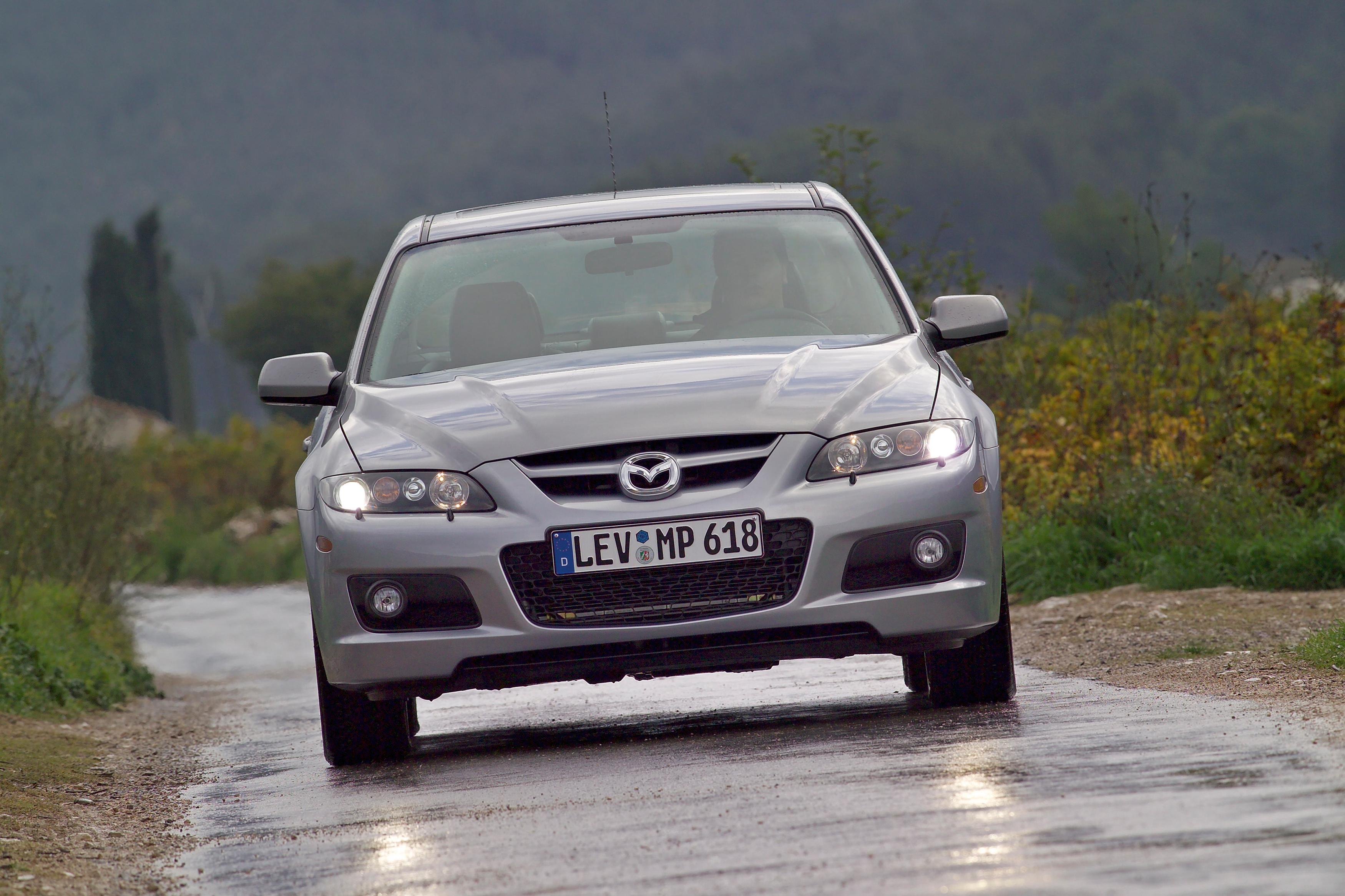 Слабые места Mazda 6 I MPS