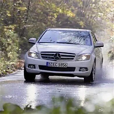 Особенности устранения запотевания стекол на Mercedes-Benz C-Klasse (W204) фото