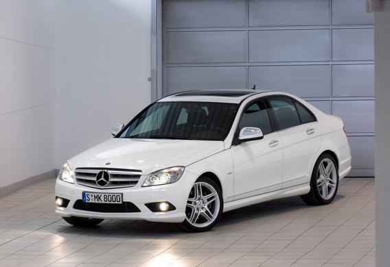 Intelligent light system for Mercedes benz intelligent light system c class
