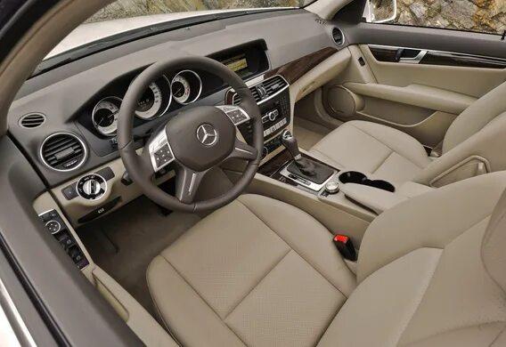 Запоминание положения сиденья и руля на Mercedes-Benz C-Klasse (W204)