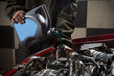 Замена охлаждающей жидкости на Mercedes-Benz S-klasse (W221)