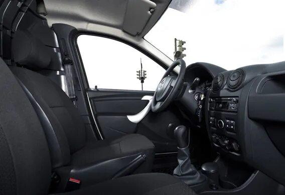 Как защитить от повреждений внутреннюю часть фургона Лада Ларгус?