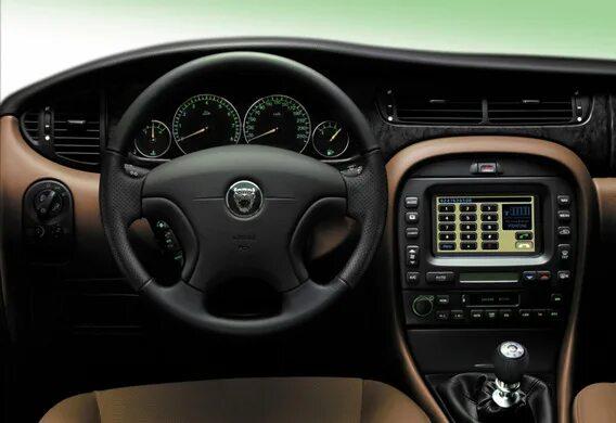 Как включить режим самодиагностики бортового компьютера на Jaguar X-Type?