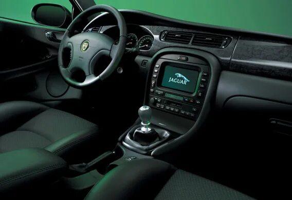 Проблемы с электроникой и салоном Jaguar X-Type