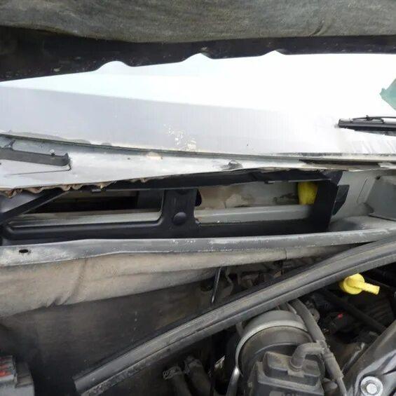 Установка салонного фильтра на Jeep Grand Cherokee WK фото