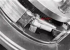 Замена колодок стояночного тормоза на Jeep Grand Cherokee WK