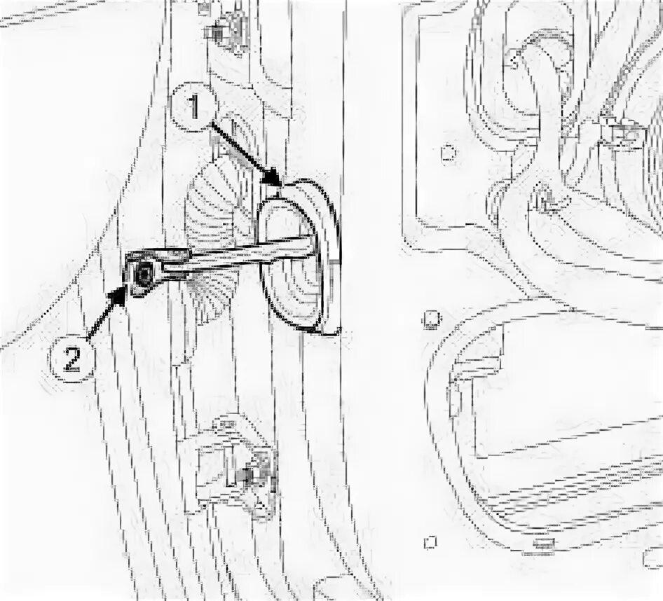 Замена ограничителя передней двери на Renault Fluence фото
